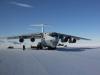 Przed odlotem do Punta Arenas, 29 XII 2012, fot. Joe Brus