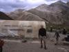 Na granicy Parku Narodowego Aconcagua, 2 II 2007