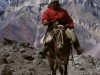 Trekking powrotny do Puenta del Inca, 14 II 2007