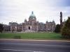Victoria, stolica prowincji Kolumbia Brytyjska w Kanadzie, 23 VI 2008