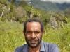 Mój przewodnik Rumulus Wenda w czasie trekkingu przez kraj Yali, Piliam 15 V 2011