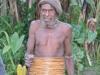 Mężczyzna z plemienia Yali w tradycyjnym stroju, Piliam 15 V 2011