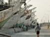 Port żaglowców, Dżakarta 22 V 2011