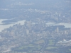 Sydney z lotu ptaka, 22 IV 2011