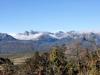 Widok na Góry Śnieżne, trekking na Carstensz, 1 V 2011