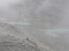 Widok na obóz wspinaczkowy Carstensz, 2 V 2011