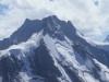 Na szczycie Wia-Tau, 3820 m n.p.m., 21 VIII 1998