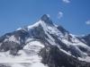 Jeden z okolicznych szczytów, 21-23 VIII 1998