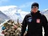 Everest, widok z klasztoru Rongbuk, 15.04.2014, fot.B.Wroblewski II