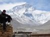 Everest, widok z klasztoru Rongbuk, 15.04.2014, fot.B.Wroblewski III