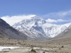 Everest, widok z Base Camp 18 IV 2012