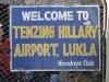 Lotnisko w Lukli, 30 III 2013, fot. B.Wroblewski