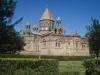 Katedra pw. Św. Krzyża, siedziba Katolikosa Wszystkich Ormian, Eczmiadzin 8 IX 1998