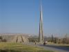 Pomnik upamiętniający ludobójstwo Ormian, Erewań 8 IX 1998