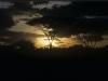 Zachód słońca, Park Narodowy Samburu, Kenia II 2012