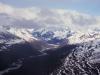 Przelot z Talkeetny na lodowiec Kahiltna, 5 VI 2008