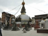 Stupa w Thamel, Katmandu 11 IV 2012