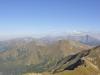Widok na Tatry Wysokie z Jarząbczego Wierchu (2.137 m), 7 IX 2013 r.
